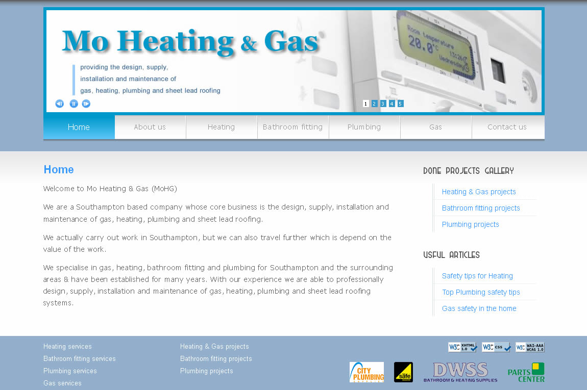 MO Heating & Gas -